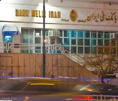 Un banco irani