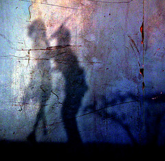 Out There (Michelle Brea) Tags: blue red people tree art texture wall photography dance moments dominican photographer shadows artistic dominicanrepublic dr dominicana fotografia capture feelings artista santodomingo hourofthesoul michellebrea photodistorzija4