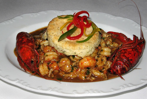 Brigtsen's: Crawfish Shortcake