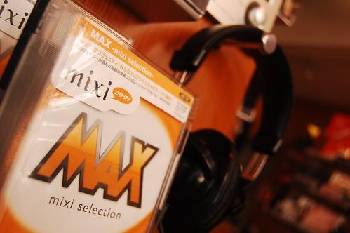 Mixi Max