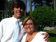Jeni and Aaron