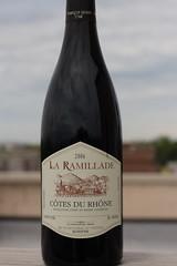 La Ramillade 2006 Cotes du Rhone