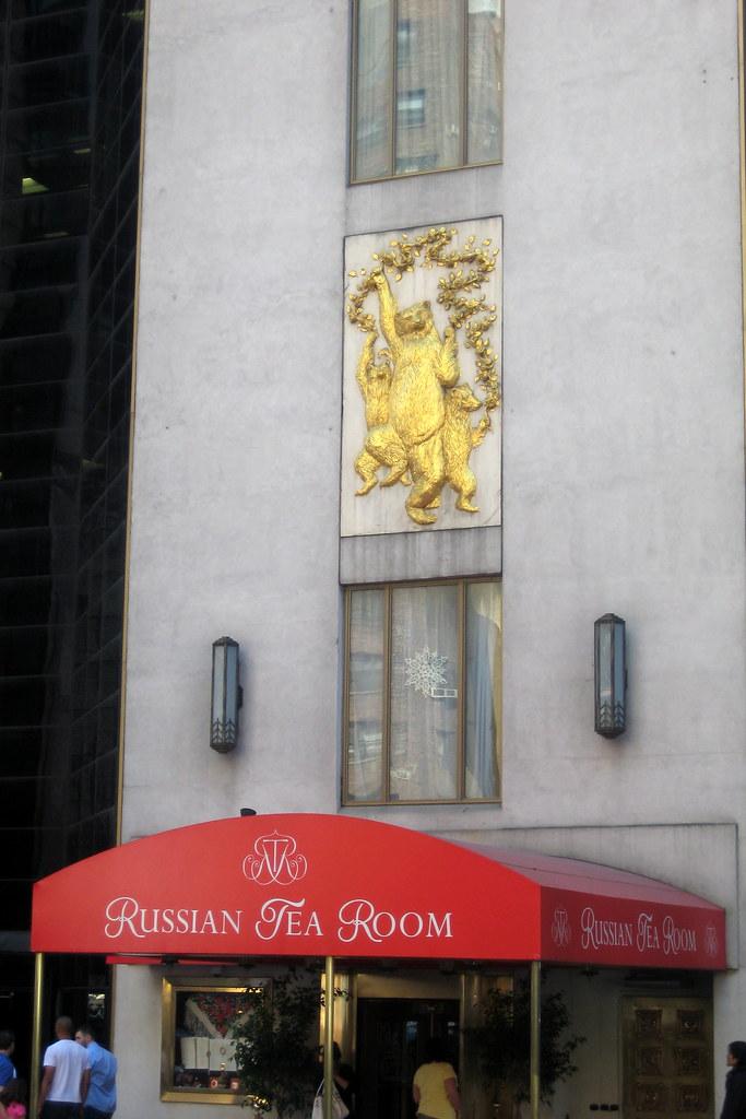 NYC - Russian Tea Room
