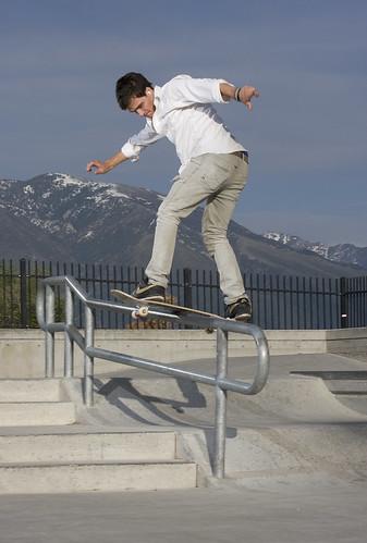 Salt Lake Skate