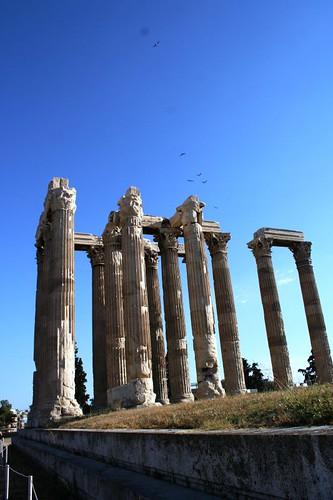 奧林匹亞宙斯神殿 (1)