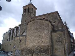 Convento de Benedictinas, Jaca (Huesca) (Lutu) Tags: españa spain huesca convento aragon espagne spanien jaca pirineo aragón pirineoaragones jacetania jacetano jacetana