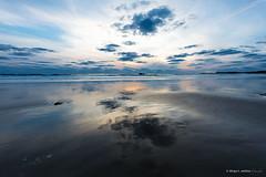 Poniente (moligardf) Tags: atardecer ocaso playa fuente del gallo bajamar atlántico tokina 1017 mm