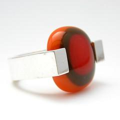 ezüst ékszerr - panyizsuzsi gyűrű