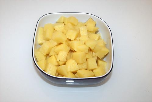 14 - Kartoffel schneiden