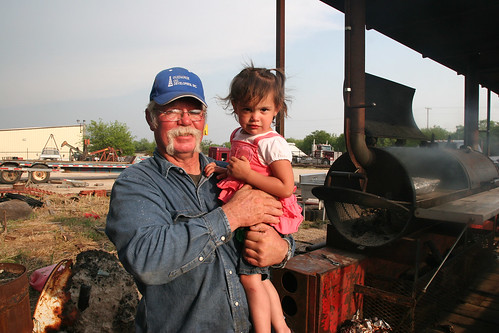 Uncle Billy and Kaidence