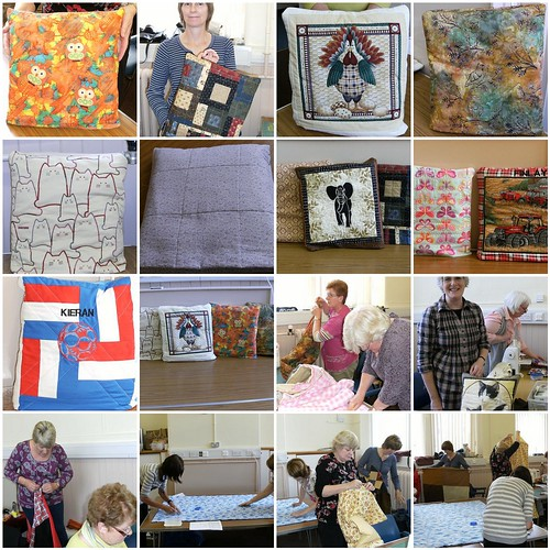 Quillow Workshop - 26th May 2011 by bluepatchquilter