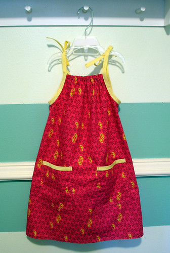 Dresses for orphans {seahorses}