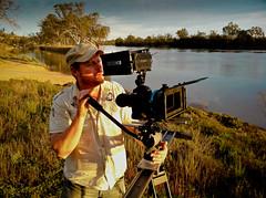 Pete Hall(1).jpg (SmallHD) Tags: australia cinematographer southaustralia murrayriver petehall glidetrack canonef50mmf12lusmlens canon1dmk4 smallhddp6 chroszieldvmatteboxfollowfocus urbancine zacutodslrbaseplatezfinder25x