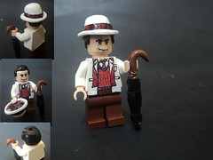 The Seventh Doctor (billbobful) Tags: sylvester lego who dr 7 doctor seven seventh 7th mccoy
