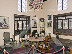 The Room of Queen Ann at House of Amna Bint Salem        (CULTNAT) Tags: house monument room egypt cairo  queenann    islamiccairo ornamnent egyptianhistory islamicmonuments cultnat   othoman egyptianheritage historiccairo   egyptianislamicheritage  islamiccairoheritage   egyptianislamicmonuments    amnabintsalem
