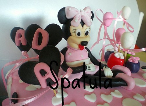 Minnie Mouse Pasta - Disney by Demetin spatulasi