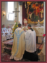 Ordination of Fr Mihael