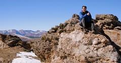 Climbing in Rocky Mountain National Park