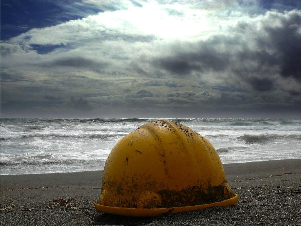 lost helmet