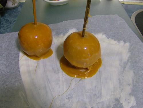 manzanas enfriando