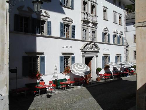 Soglio Palazzo Salis