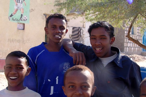 Hargeisa - outside Raaxo Supersports