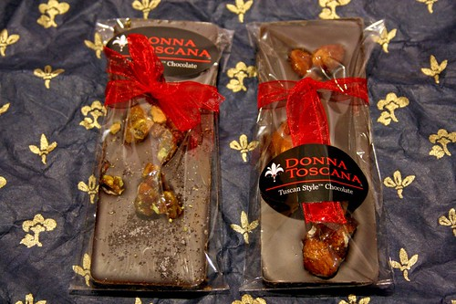 Donna Toscana Chocolate Bars
