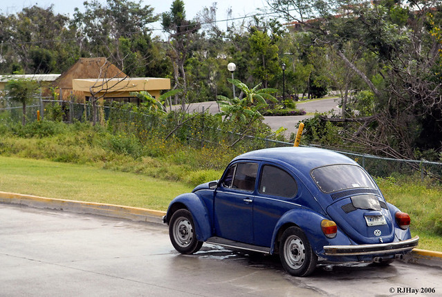 Mexican Volkswagon Beetle