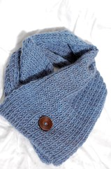 "Neckwarmer - ""right"" side"