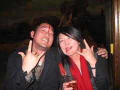 tony winnie (balabala) Tags: party museum tony winnie xmasparty nationalhistorymuseum pandemic pandamic xmasparty2007 andysxmasparty
