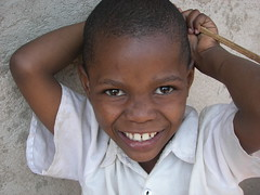 ~ A great smile (spartan_puma) Tags: africa school tanzania orphanage moshi needinfo faraja