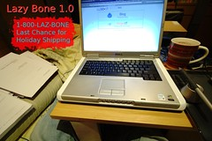 Lazy Bone 1.0 IDE Xmas + Winter Edition