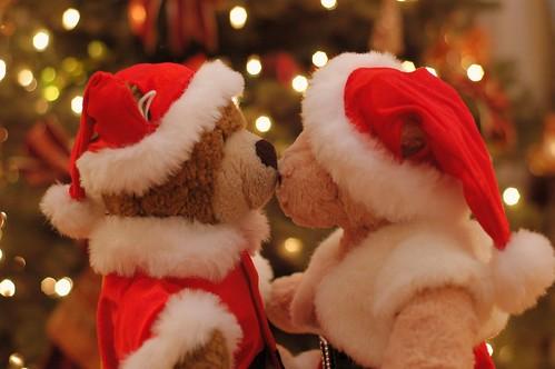A Santa's Kiss da jubewong.