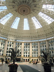 West Baden Springs Hotel Atrium