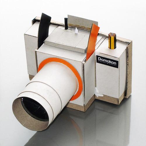"""Далее  """"Как сделать фотокамеру из картона в домашних условиях (12 Фото) """" ."""