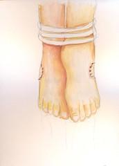 amarrame y muerde (alterna ) Tags: chile santiago otros cara pies natalia boba nati dibujos diseo gusto mente ilustracion tiempo ilustraciones diverso acuarelas caceres alterna alternativa acrilicos avientame cuaquiera superboba alternaboba