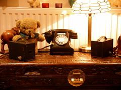 Brownie Bear and the 2 Box Brownie No 2 Cameras (Brownie Bear) Tags: bear camera 2 two 120 film office post general kodak box no telephone number brownie series 300 bakelite gpo