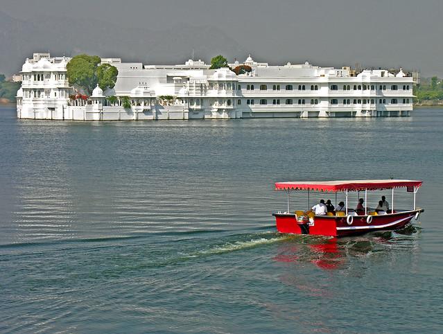 India-6938 - The Taj Lake Palace