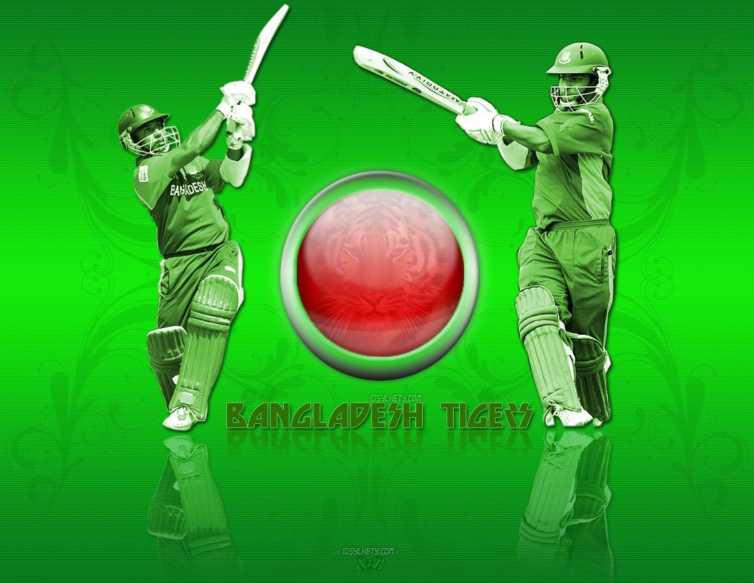 """the keywords """"Bangladesh Cricket Wallpaper"""" and """"Cricket Wallpaper""""."""