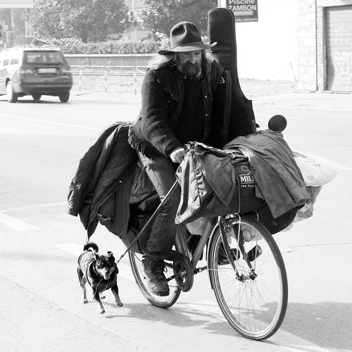 musicista viaggiatore