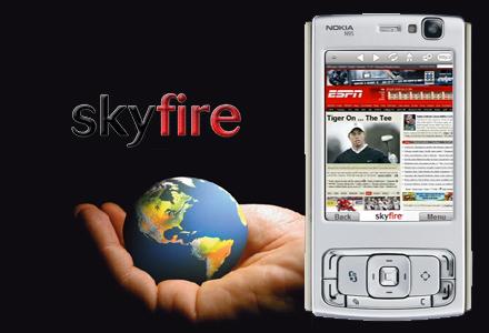 Skyfire - Mobile Web Browser For Symbian 3rd - Java-Phones com