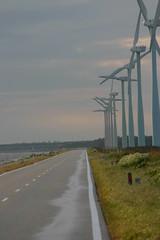 sailing3 (Arjan Schokking) Tags: windmills dijk dike
