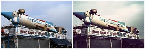 Astroland @ Coney Island