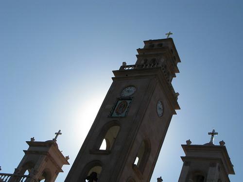 Church in Piedras Negras, Mexico