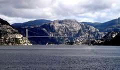 The Bridge on the Fjord