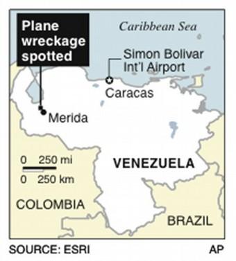 VENEZUELA PLANE FIX