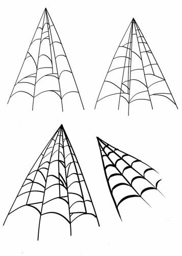 tatouage toile d araign 233 e volume
