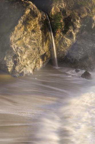 McWay Creek Falls