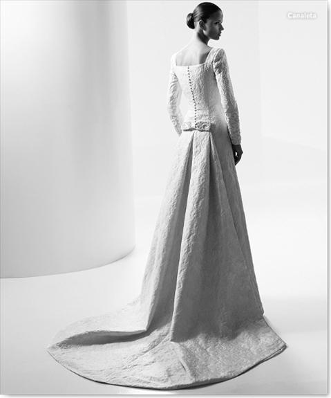Vestidos de novia Pronovias - Vintage - Canaleta002