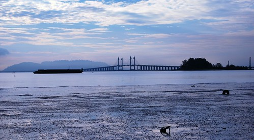 Morning Penang Bridge
